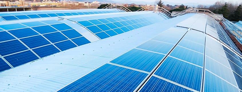 Coperture con impianti fotovoltaici