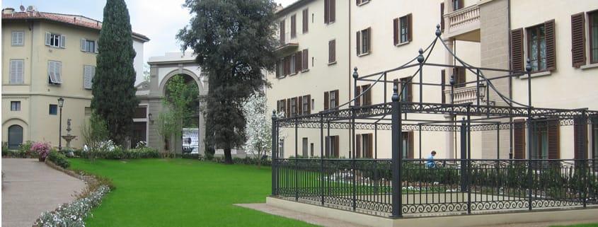 Esempio di giardini pensili e tetti verdi