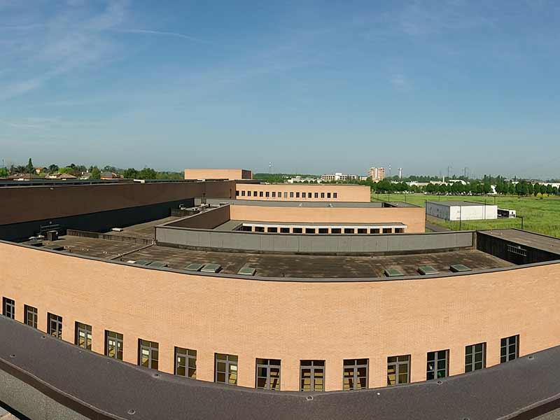 Rifacimento impermeabilizzazione a Parma con sistema a freddo Derbigum
