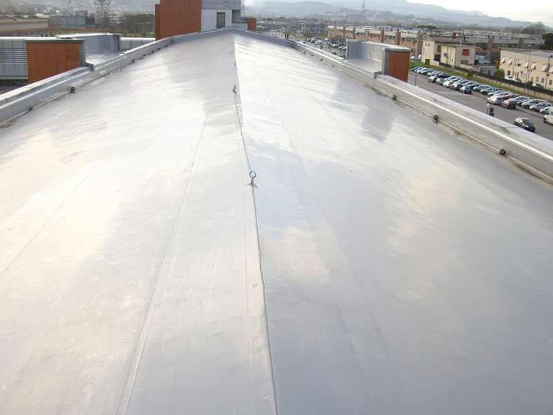 Impermeabilizzazione a Firenze con manto sintetico