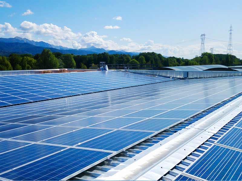 Impianto fotovoltaico a La Spezia