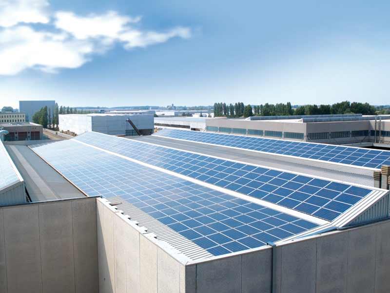 Impianto fotovoltaico a Parma per azienda Bonatti