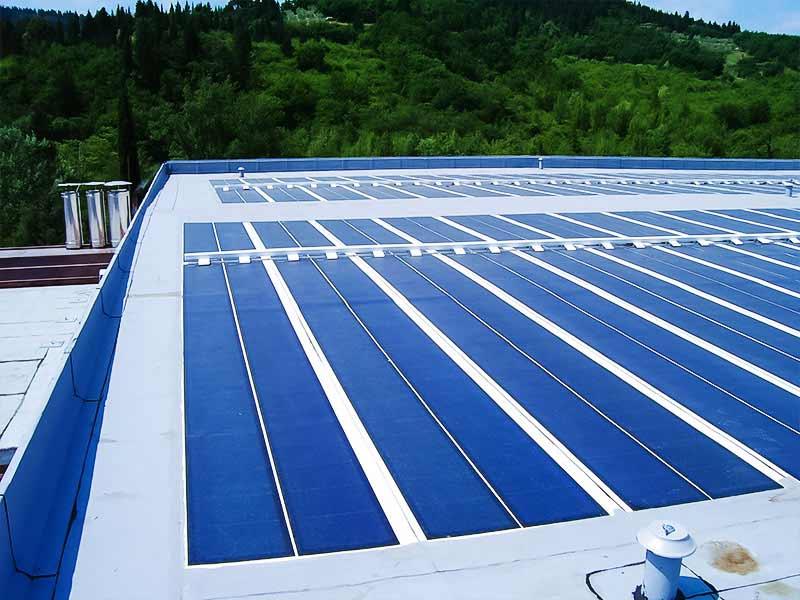 Impianto fotovoltaico a Firenze per azienda Casalini Libri